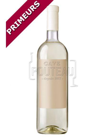 Chateau mont perat blanc 2020 - bordeaux blanc - 9,20 € ht/bout