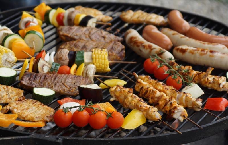 Invitation Barbecue Samedi 12 Juin 2021 de 11h à 14h