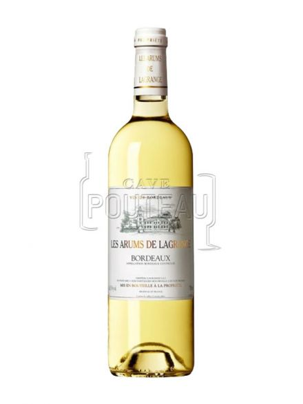 LES ARUMS DE LAGRANGE 2018 - BORDEAUX BLANC