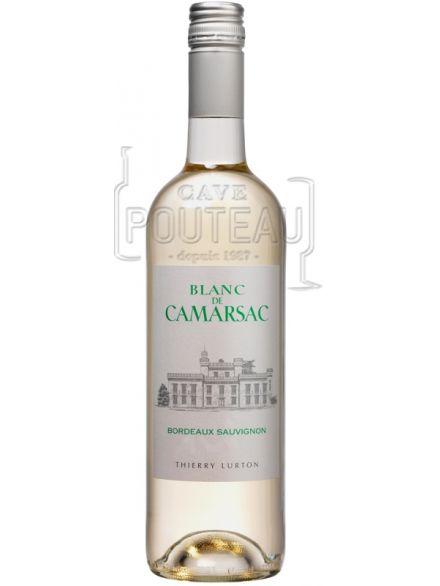 BLANC DE CAMARSAC 2016 - BORDEAUX