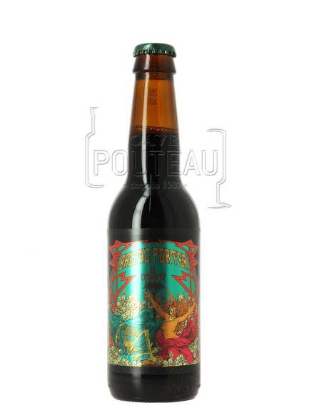 Bière baltic porter 33 cl - brasserie la débauche