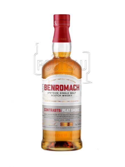 Benromach peat smoke