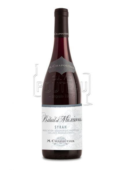Bituit et maximus rouge 2017 - michel chapoutier