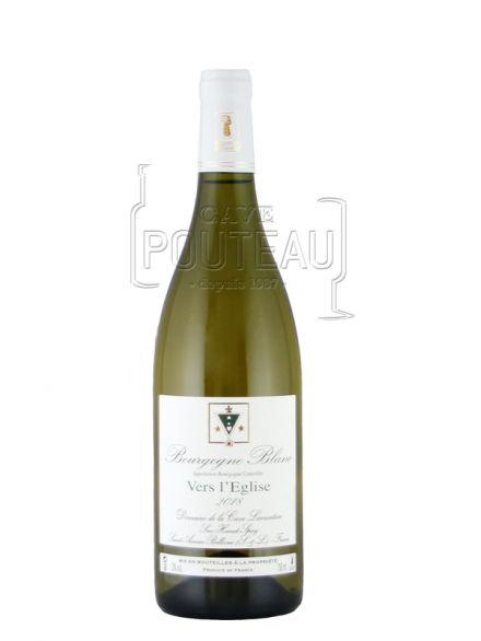 Bourgogne blanc 2018 - domaine hamet-spay