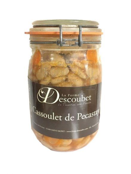 Cassoulet gascon 1kg