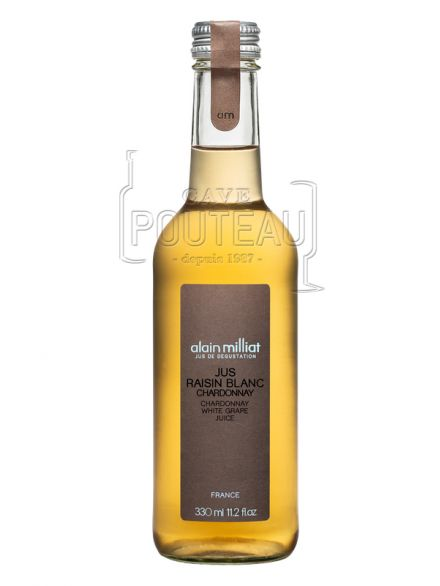 Jus chardonnay - 33 cl - alain milliat