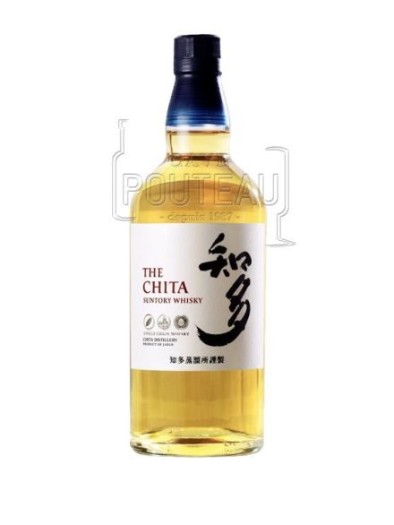 CHITA - SINGLE GRAIN JAPANESE WHISKY - SUNTORY