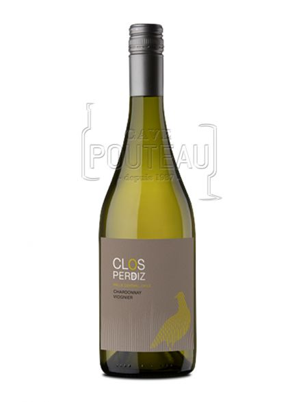 Clos perdiz - chardonnay viognier - 2019 - chili