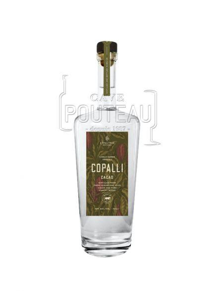 RHUM ORGANIC COPALLI CACAO - BELIZE - 70 CL - 44%