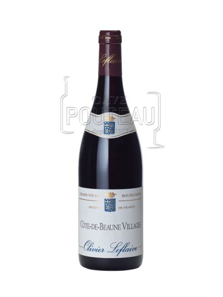 COTES DE BEAUNE VILLAGES ROUGE 2016 - O.LEFLAIVE
