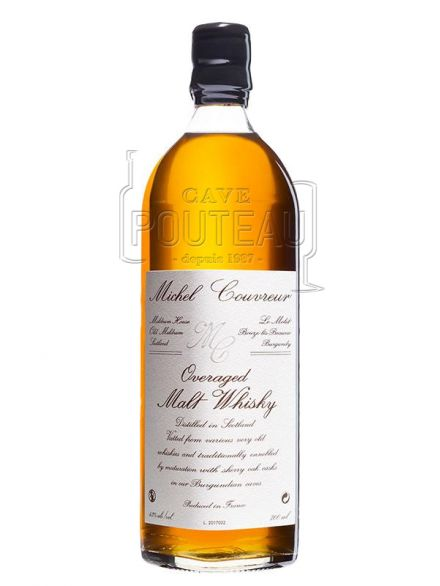WHISKY COUVREUR OVERAGED - 70 CL - 43%