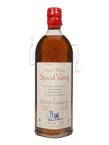 Whisky couvreur special vatting - 70 cl - 45%