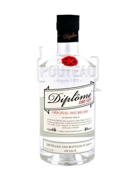 DIPLOME DRY GIN - 70 CL - 44 %