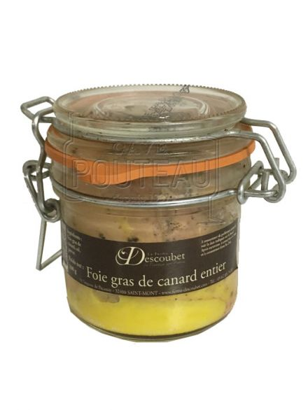 Foie gras 100 gr