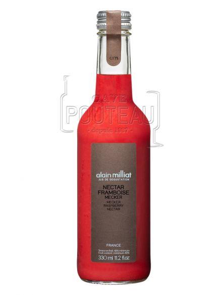 Nectar framboise mecker - 33 cl - alain milliat