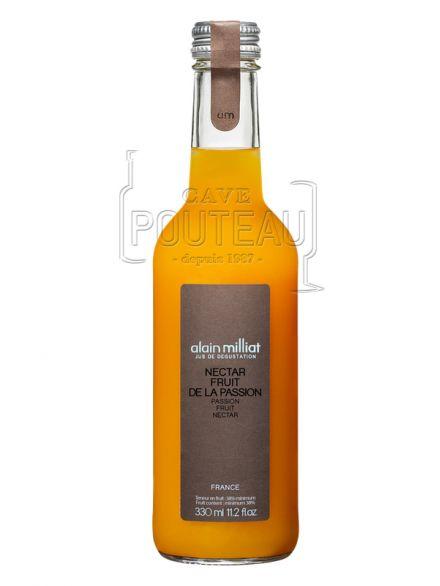 Nectar fruit de la passion - 33 cl et 100 cl - alain milliat