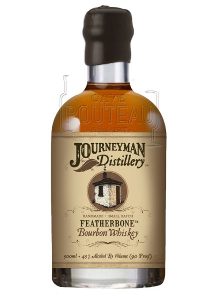 FEATHERBONE BOURBON - 50 CL - 45%