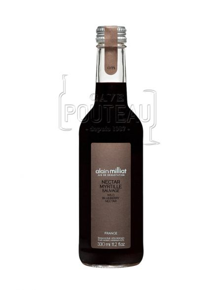 NECTAR DE MYRTILLE SAUVAGE - 33 CL - ALAIN MILLIAT