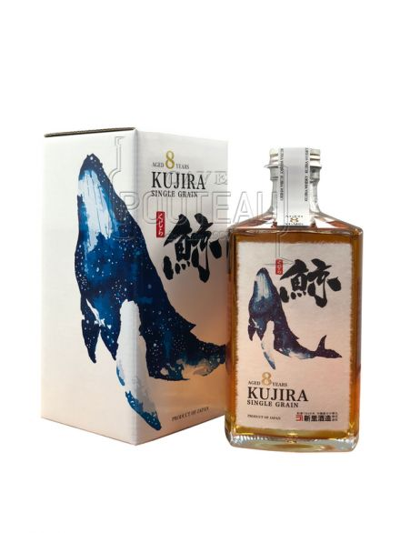 WHISKY KUJIRA 8 ANS - 50 CL - 43% - JAPON - DISTILLERIE SHINZATO SHUZO