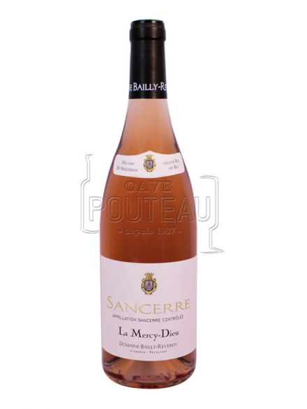 Sancerre rose 2017 - domaine bailly reverdy