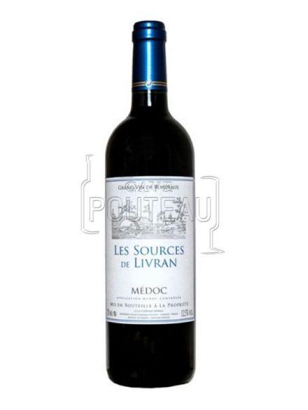 MAGNUM CH. LES SOURCES DE LIVRAN 2015 - MEDOC