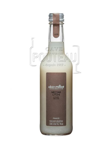 NECTAR DE LITCHI - 33 CL - ALAIN MILLIAT
