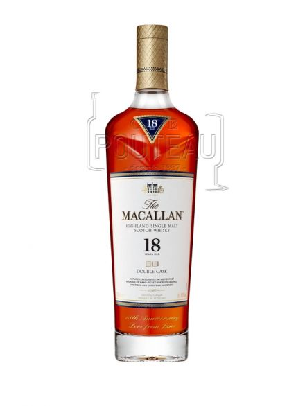 THE MACALLAN 18 ANS DOUBLE CASK