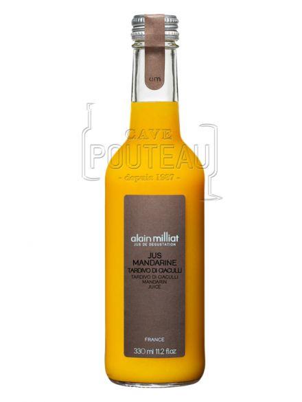 Jus mandarine - 33 cl - alain milliat