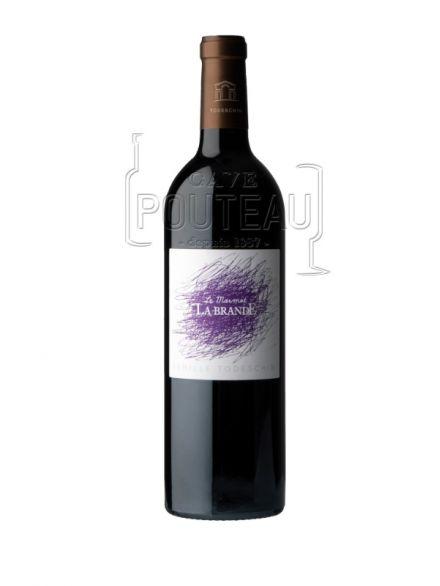 MARMOT DE LA BRANDE 2020 - Castillon Côtes de Bordeaux