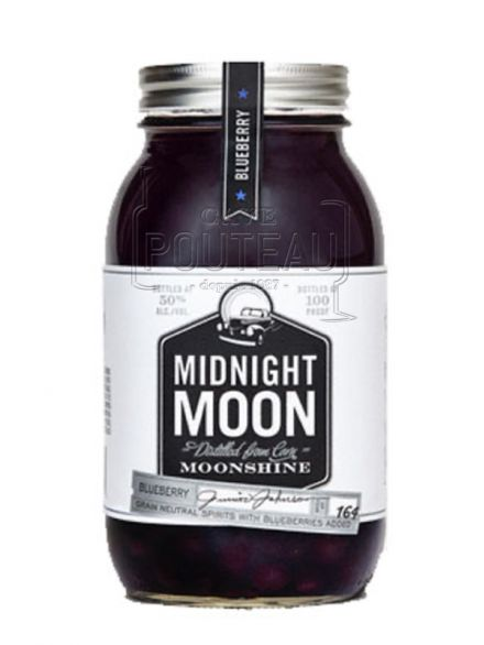 Midnight moon blueberry moonshine - 35 cl - 40%