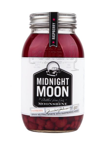 MIDNIGHT MOON RASPBERRY MOONSHINE - 35 CL - 40%