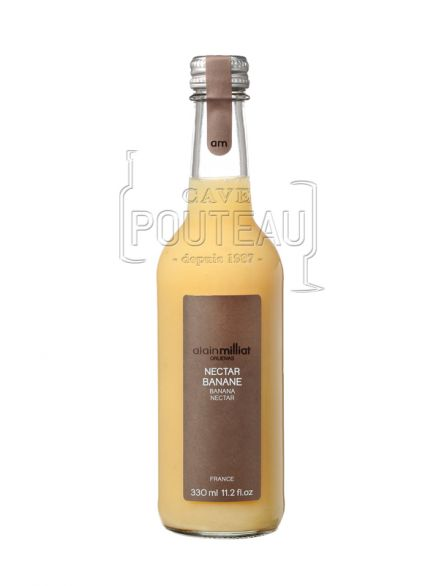 NECTAR BANANE 33CL - ALAIN MILLIAT
