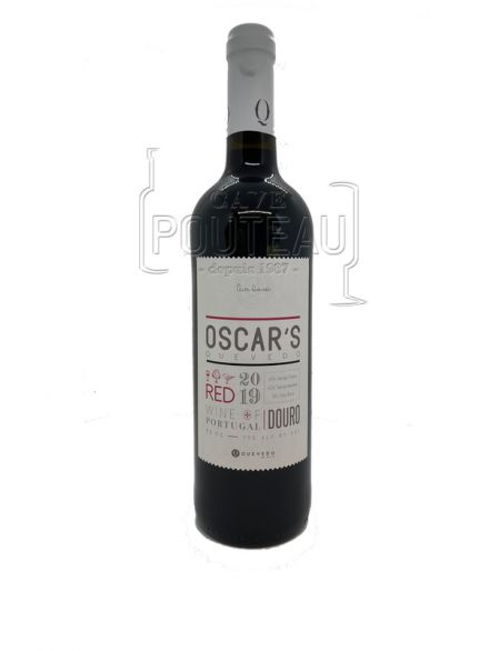 QUEVEDO - Oscar's tinto - BIO - Rouge 2019