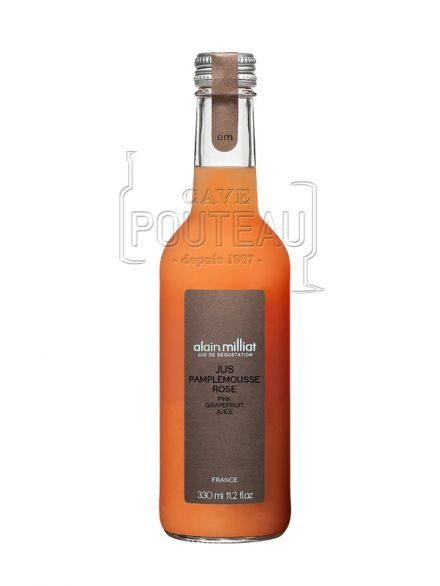 JUS PAMPLEMOUSSE ROSE  - ALAIN MILLIAT
