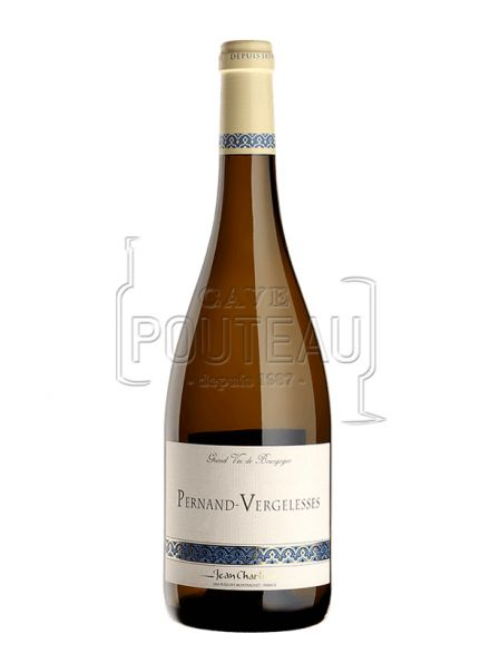 PERNAND VERGELESSES BLANC 2018 - DOMAINE JEAN CHARTRON