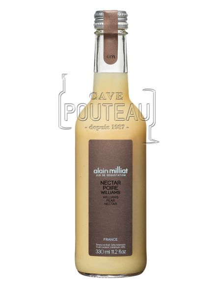 NECTAR POIRE WILLIAMS - 33 CL - ALAIN MILLIAT
