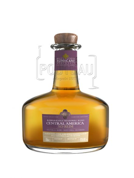 RHUM CENTRAL AMERICA XO - 70 CL - 46%