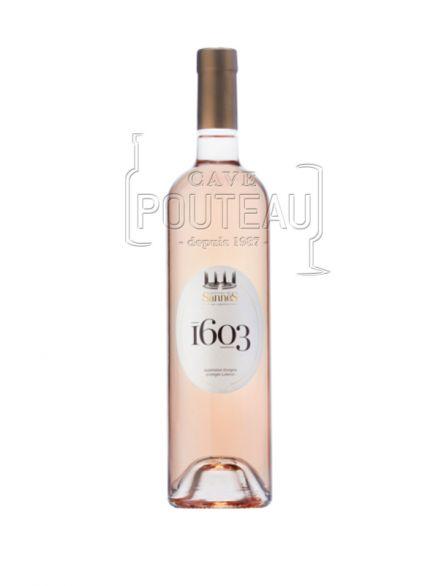 1603 rosé 2020 - luberon