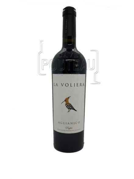 LA VOLERIA - Aglianico rouge 2019