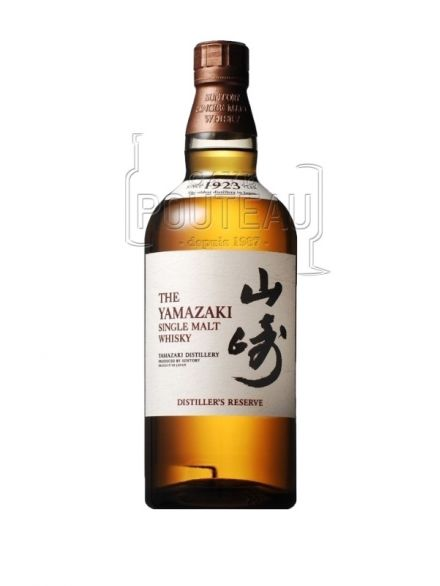 YAMAZAKI DISTILLER'S  RESERVE - SUNTORY
